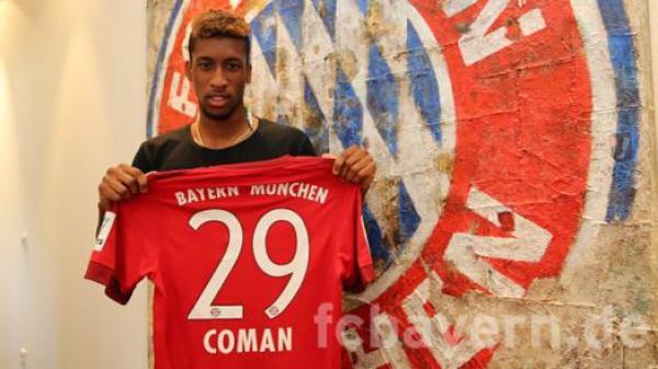 Gwiazdka Juve oficjalnie w Bayernie