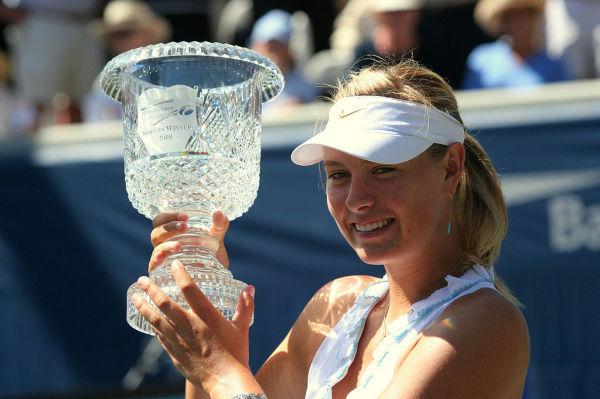 Szarapowa nie zagra w US Open
