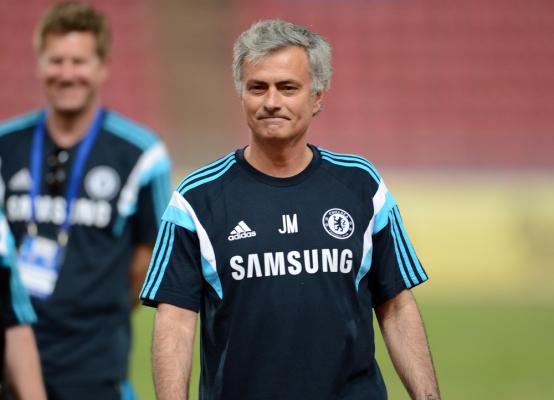 Mourinho niezadowolony z piłkarzy Chelsea