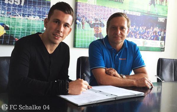 Bayern wypożyczył pomocnika do Schalke