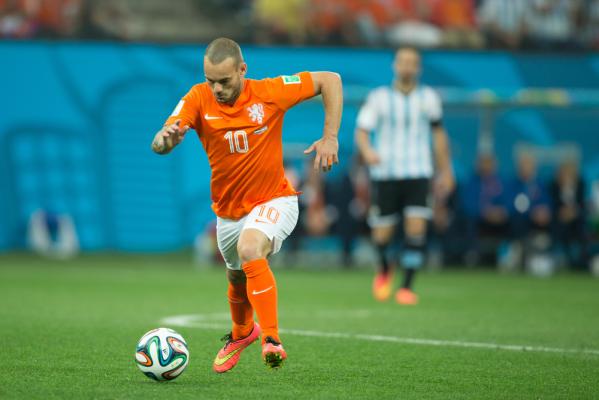Sneijder: Możemy winić tylko siebie