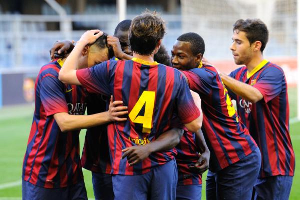 FIFA zawiesiła juniorów Barcelony!