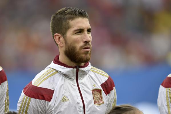 Ramos krytykuje hiszpańskich kibiców