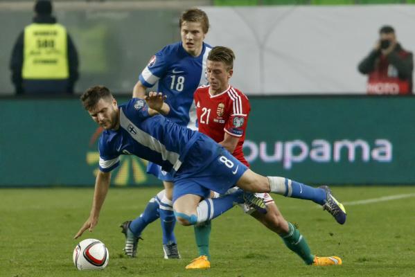 Wygrana Finlandii, remisy Irlandii Północnej i Grecji