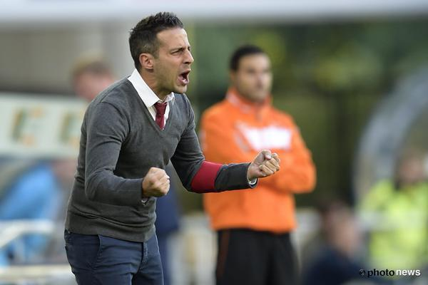 34-latek nowym trenerem Standardu Liege