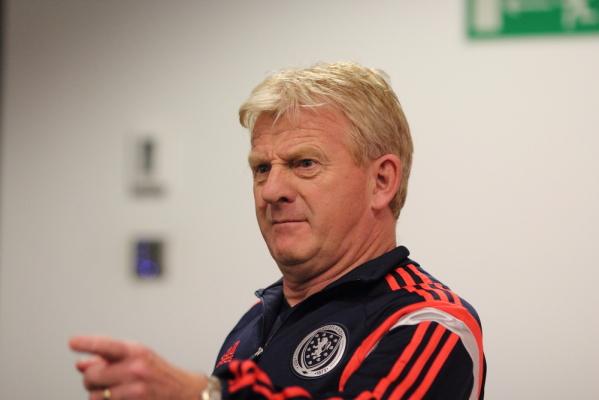 Strachan: Polska to topowy zespół, ale mamy szanse na awans