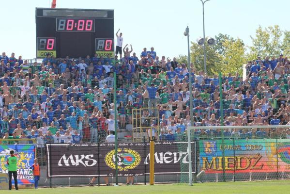 Były gracz Villarrealu w Miedzi Legnica
