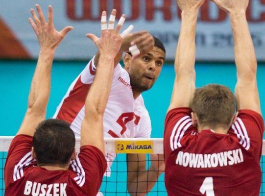 Polska łatwo wygrywa z Tunezją