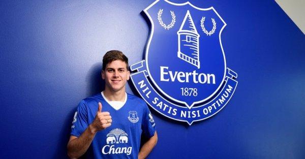 Rodriguez: Everton to marzenie i wyzwanie