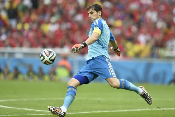 Casillas: Setny mecz w roli kapitana to zaszczyt
