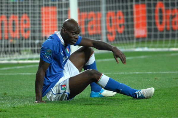 Thiago Silva: Balotelli to fenomen