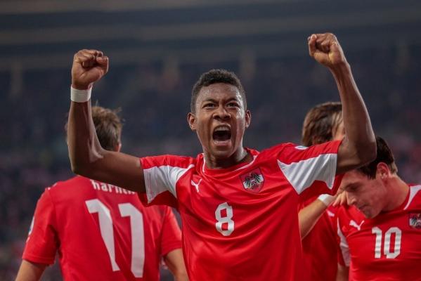 Austria w wielkim stylu awansowała na Euro 2016
