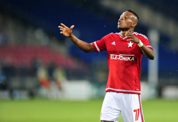Piłkarz Wisły strzelił gola w eliminacjach