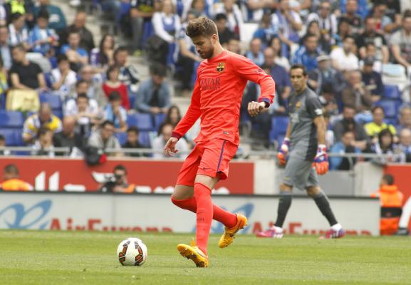Barcelona chce zmniejszenia kary dla Pique