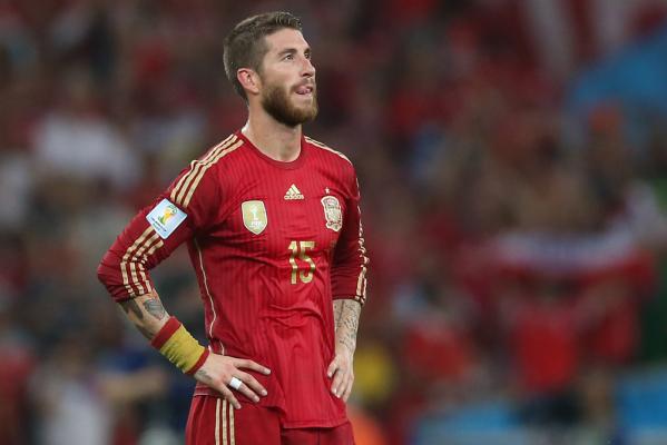 Ramos: Pique musi wziąć odpowiedzialność za błędy