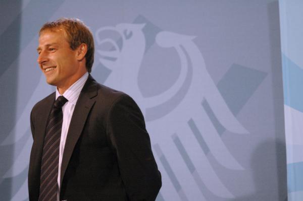 Klinsmann: nie mogliśmy dorównać Brazylii