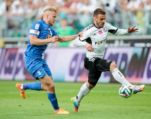 Obrońca Lecha: Musimy wygrywać w lidze