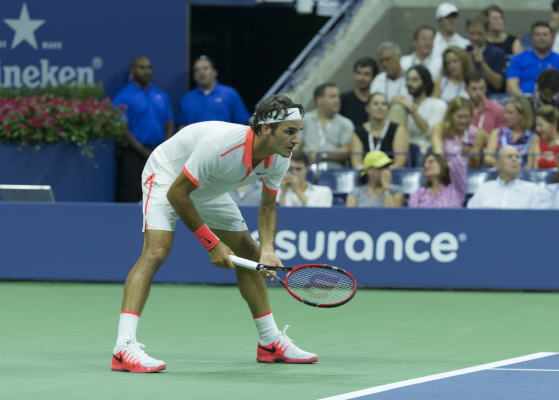 Szwajcarski półfinał w US Open