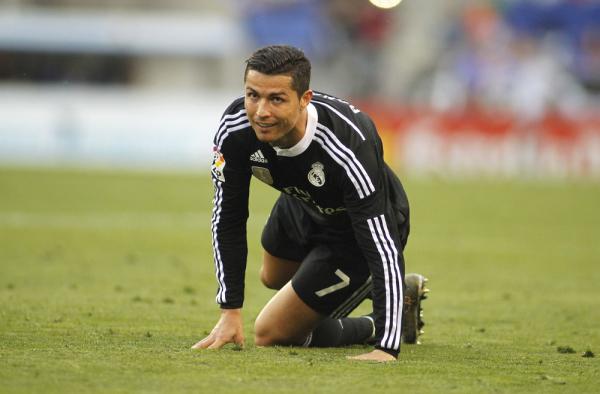 Transfer Ronaldo? Cena jest z kosmosu
