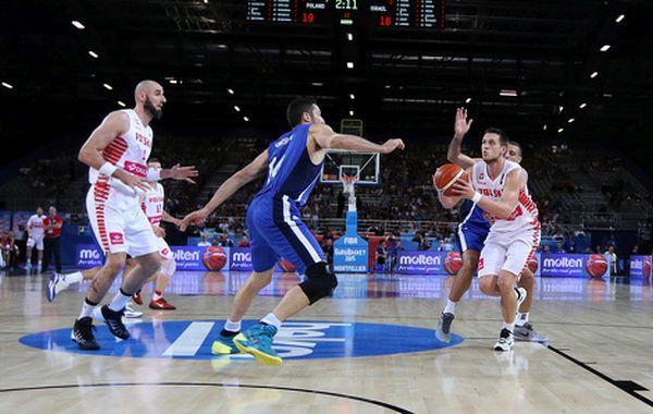 EuroBasket: Wygrywamy z Finlandią, 3 miejsce w grupie!