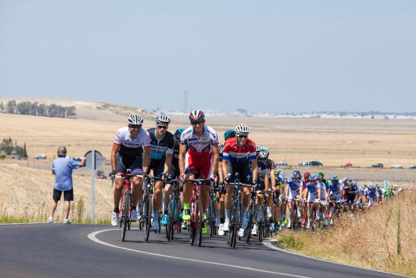 Vuelta: Majka nadal tuż za podium