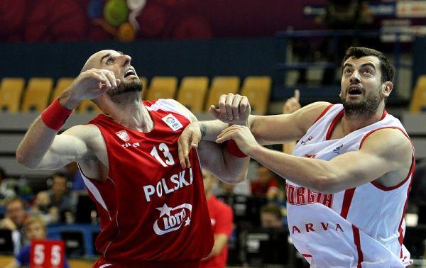 EuroBasket: Polacy zagrają z Hiszpanią