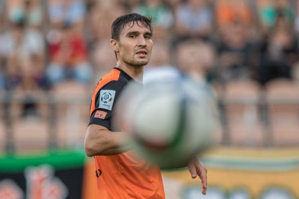 Piłkarze Zagłębia załamani po remisie z Legią