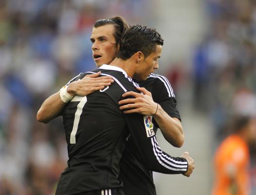 Bale u psychologa z powodu... Ronaldo