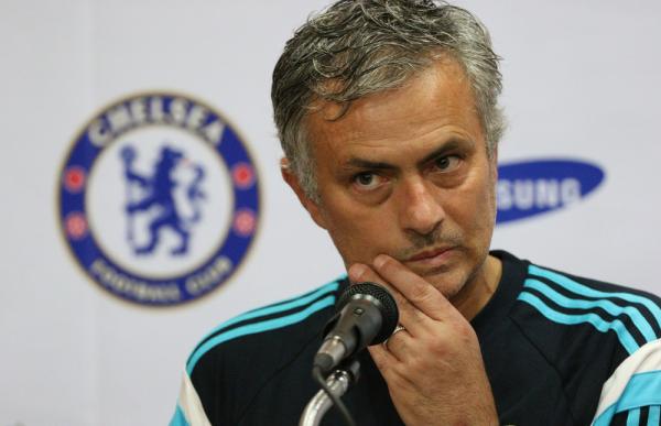 Mourinho: Nie ma lepszego menedżera na moje miejsce