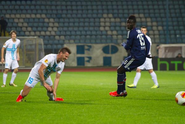 Lyon remisuje z Lille