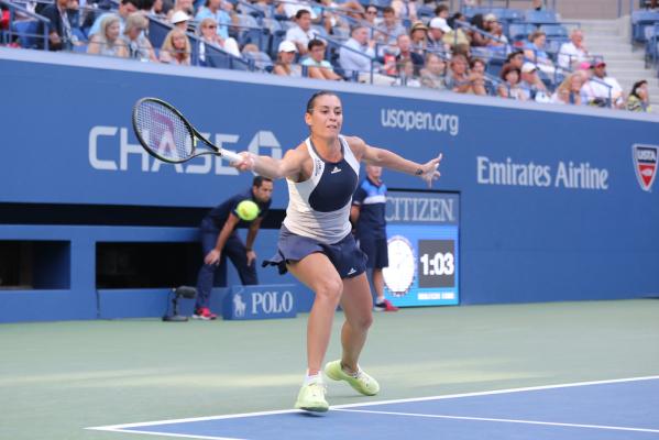 Wygrała US Open i kończy karierę [video]