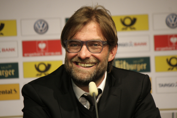 Klopp trenerem Liverpoolu?