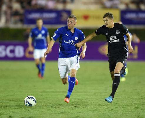 Niespodziewane zwycięstwo Leicester City