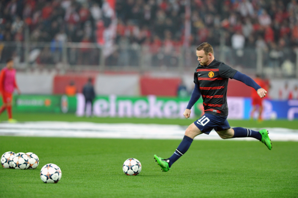 Rooney nie zagra z PSV