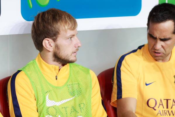Rakitić: Roma ma jednego z najlepszych na świecie napastników