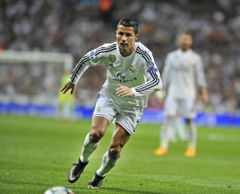 Zwycięstwa Realu i PSG, hat-trick Ronaldo
