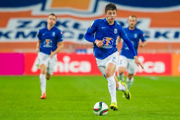 Czterech nowych graczy Lecha w Ekstraklasie
