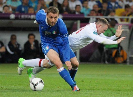 De Rossi: Jesteśmy dumni z meczu przeciwko Barcy