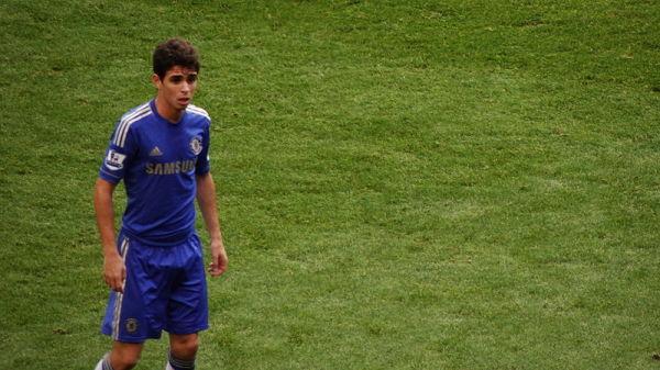 Oscar: Zostaję w Chelsea