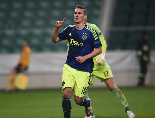 LE: Remis Ajaxu, Milik grał od 62 minuty