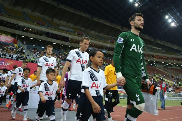 LE: Zwycięski Tottenham. Remis w Brukseli