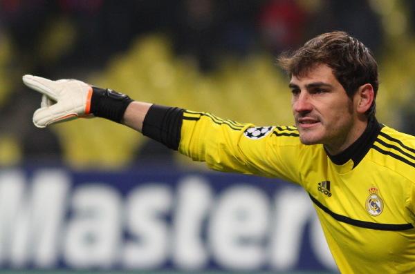 Casillas debiutuje w FC Porto