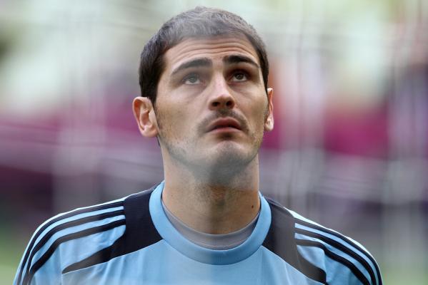 Casillas: Nie żałuję odejścia z Realu