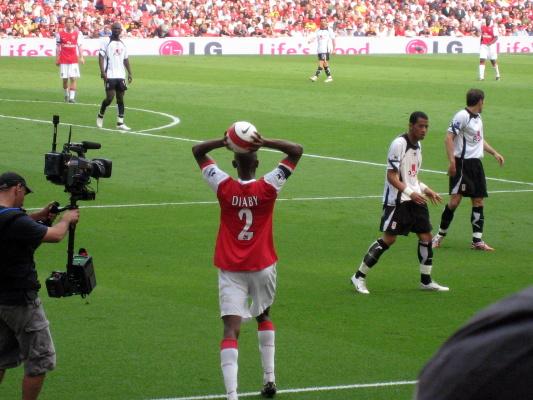 Trudne jest życie lekarza Arsenalu