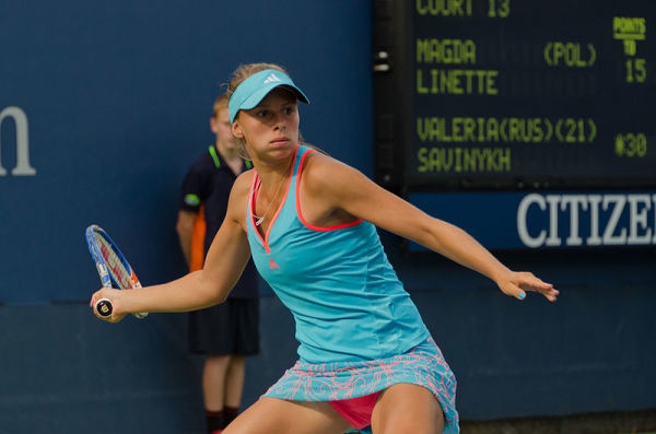 Magda Linette pożegnała się z Australian Open