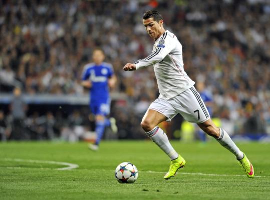 Raul: Cristiano z Messim grają na innym poziomie