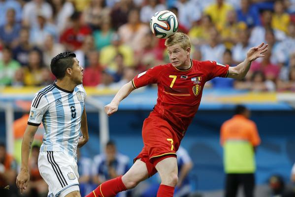 De Bruyne: Manchester City był oczywistym wyborem