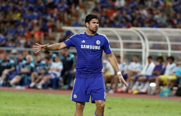 Chelsea wygrywa. Dwie czerwone kartki dla Arsenalu i duże kontrowersje
