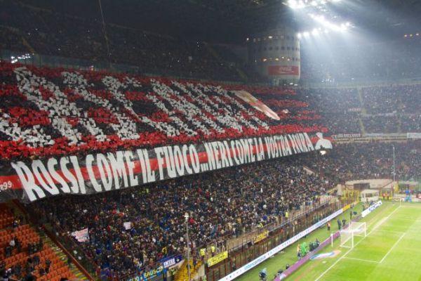18-latek z Milanu zachwycony występem