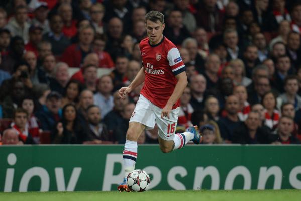 Ramsey: Chcieliśmy się przełamać, zdecydowała kartka